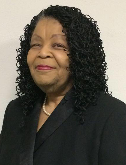 Photo of Commissioner Rev. Dr. Carolyn Peters