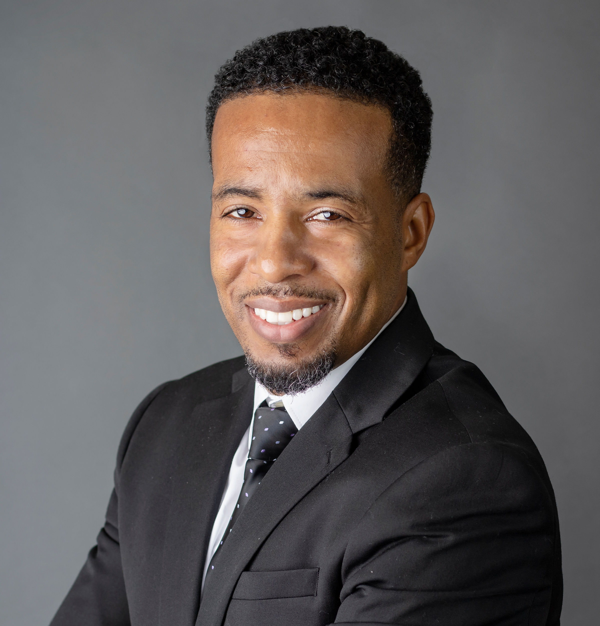 Photo of Desmon Martin, Director of Enforcement and Compliance
