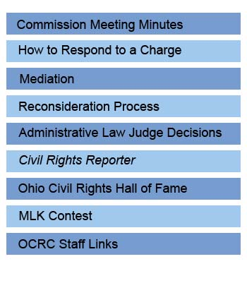 Ohio Civil Rights Commission > Home