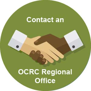 Reach an OCRC Regional Office